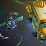 The Magic School Bus: FIELD TRIPS RETURN