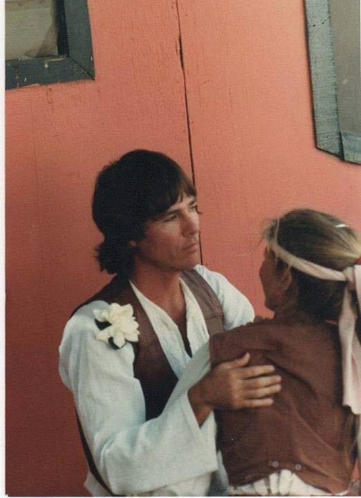 As promised, a young Richard at the Renaissance Pleasure Faire