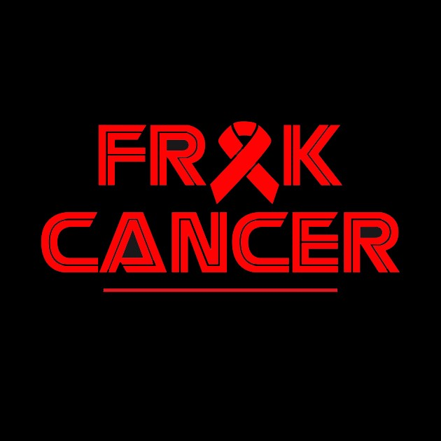 FRAK cancer indeed.