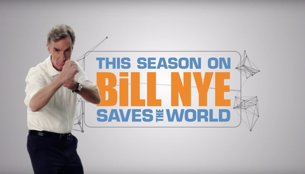 Bill Nye feature