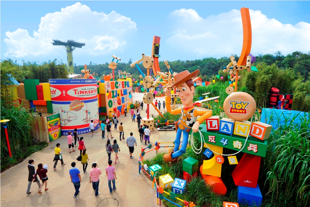 Toy Story Land To Open In Disney World Resort Summer 2018