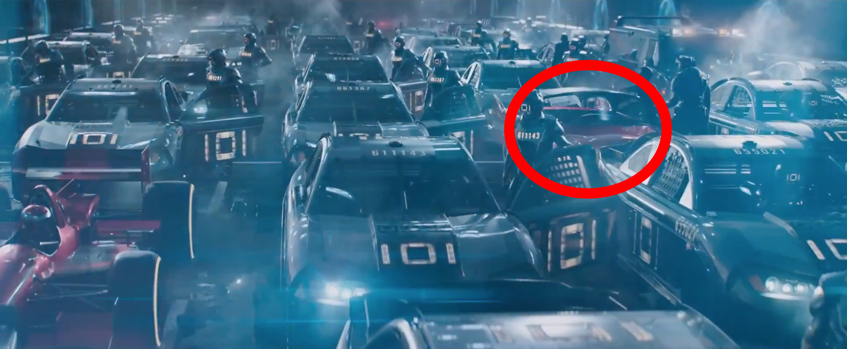 All 29 easter eggs in the ready player one trailer for Ready set decor reviews