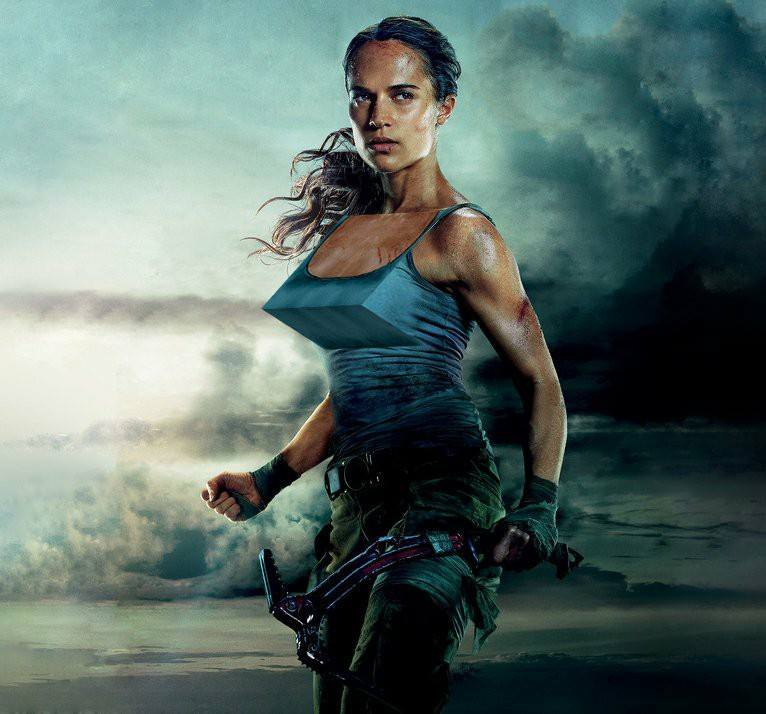 Our Review Of Oscar Winner Alicia Vikander S Tomb Raider